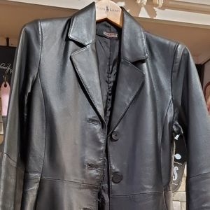 5th Avenue leather jacket